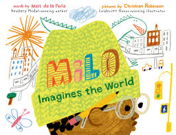 Image result for milo imagines the world
